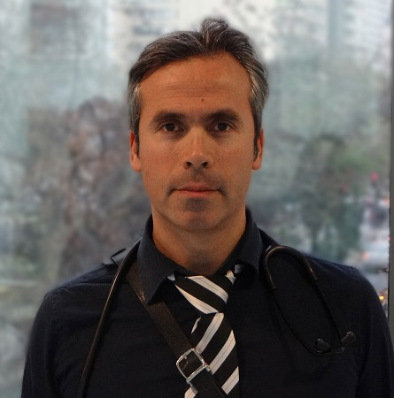 Dr. Gonzalo Eymin