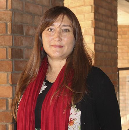 Srta. Viviana Zamora A.