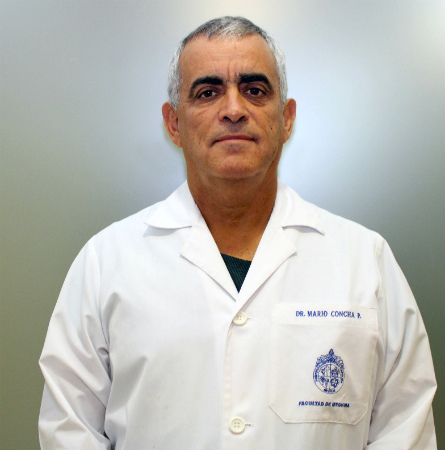 Dr. Mario Concha P.
