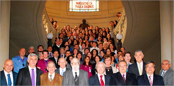 Laboratorio de Anatomía Patológica UC cumplió 70 años - Escuela de ...