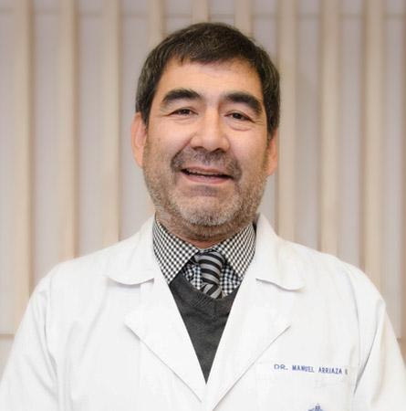 Dr. Manuel Arriaza O.