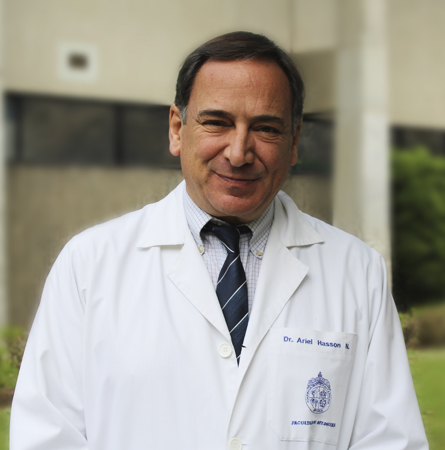 Dr. Ariel Hasson N.
