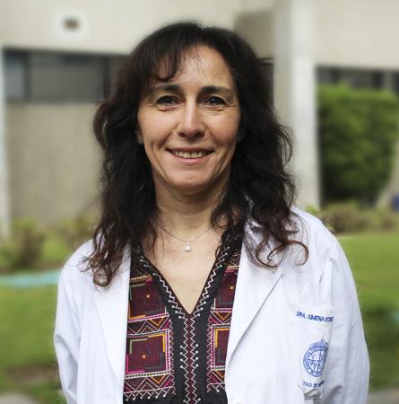 Dra. Ximena Echeverría P.