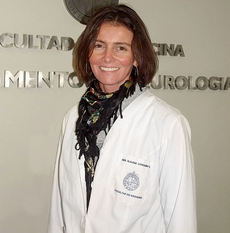 Dra. Claudia Cárcamo R.