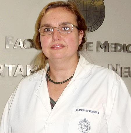 Dra. Rommy von Bernhardi M.