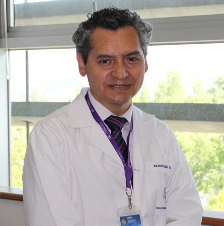 Dr. Bernardo Pacheco P.