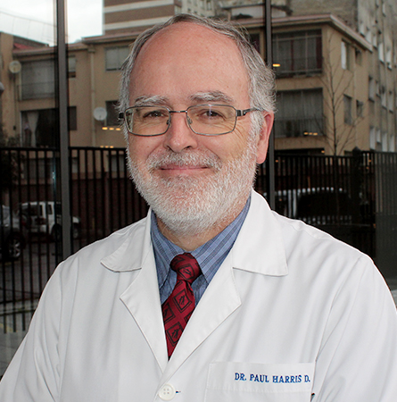 Dr. Paul Harris D.