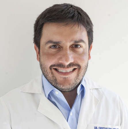 Dr. Cristián Vera K.
