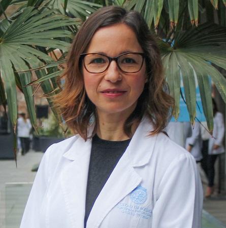 Dra. Carla Napolitano V.